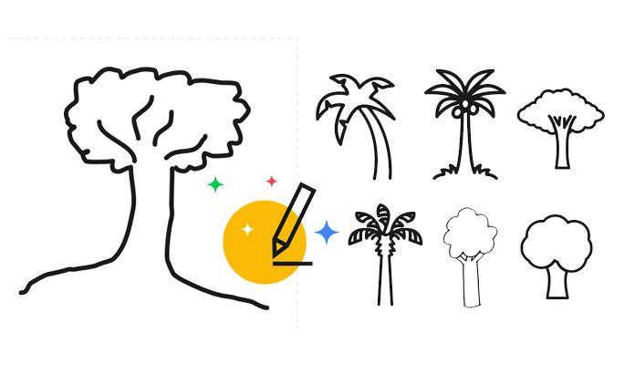 Η έξυπνη online ζωγραφική της Google πάει τα σχέδια σας σε άλλο επίπεδο!